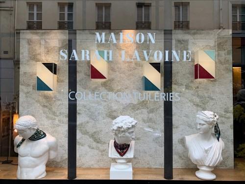 Maison Sarah Lavoine - collection TUILERIES