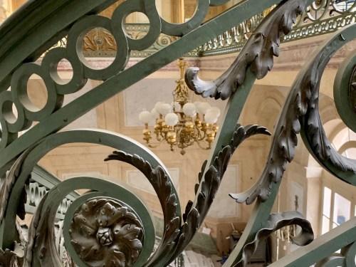 Hôtel de la Marine - escalier d'honneur