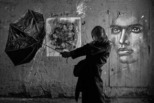 Les parisiennes - photo par Nikos Aliagas