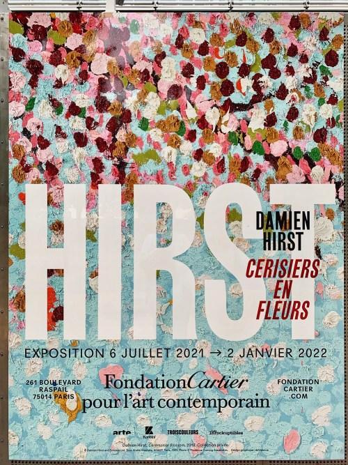 Damien Hirst - Fondation Cartier pour l'art contemporain