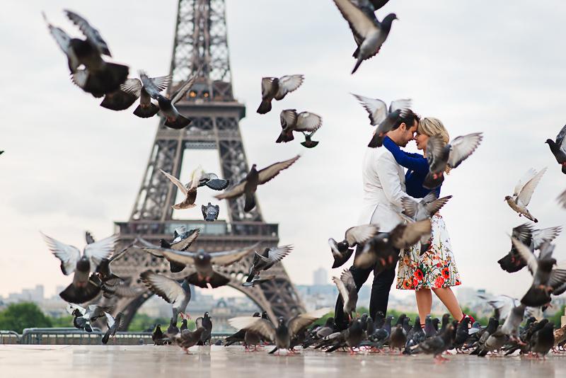 Anniversary in Paris - Adriane & Itamar - Une annee d'amour 1