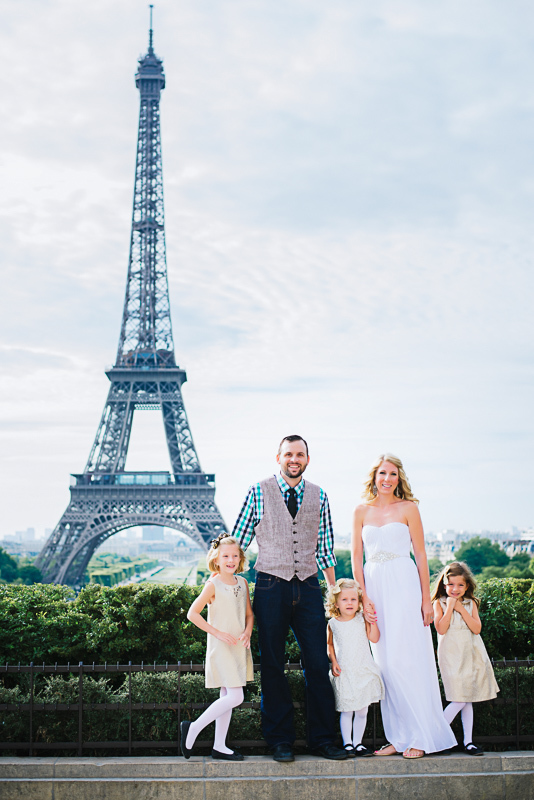 Madeline themed family fairy-tale in Paris 4