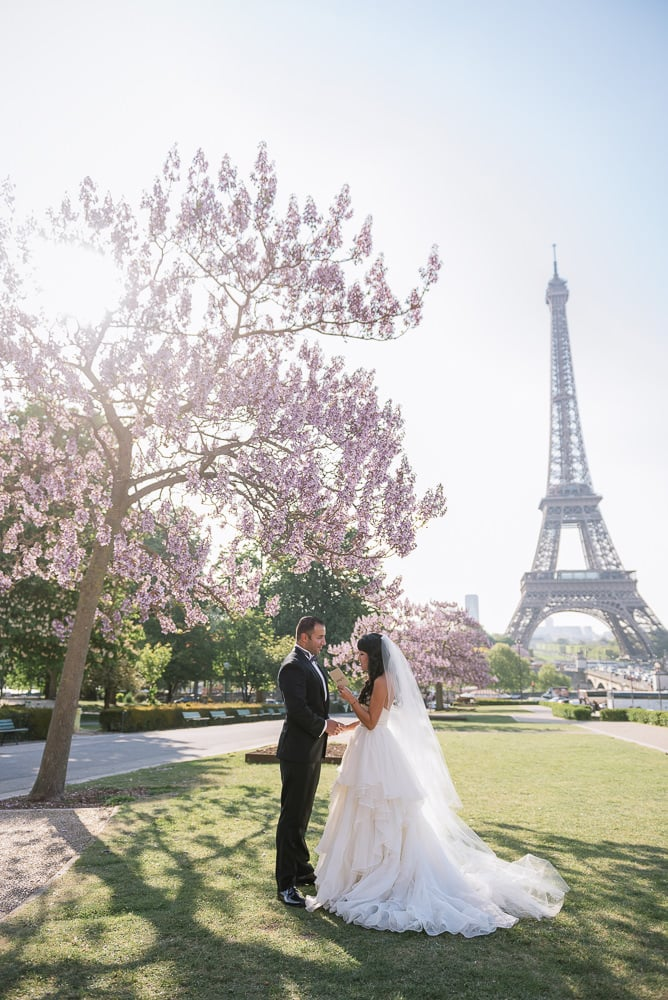 Wedding Photography Paris  Get married in one of the most