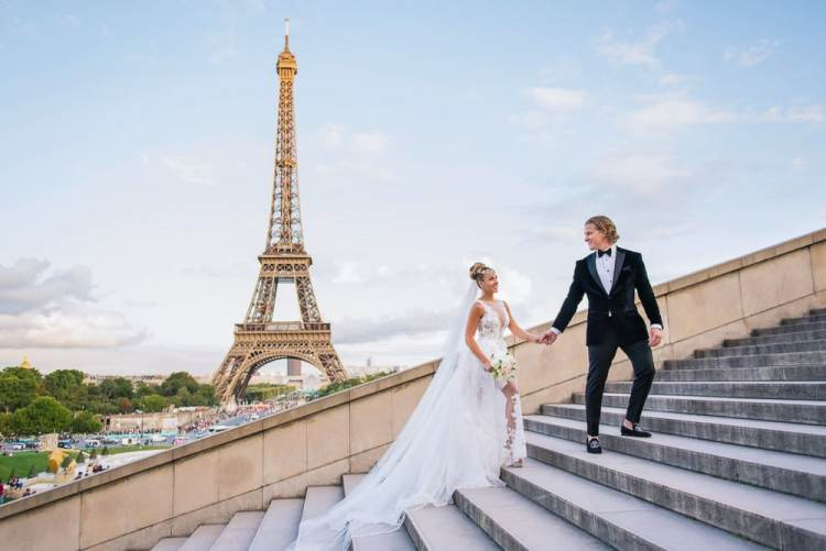 2262f6534da Paris Elopement - The Ultimate Guide for the Modern Bride (2019)