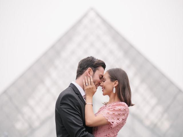 Couple photoshoot ideas - The cute close-up