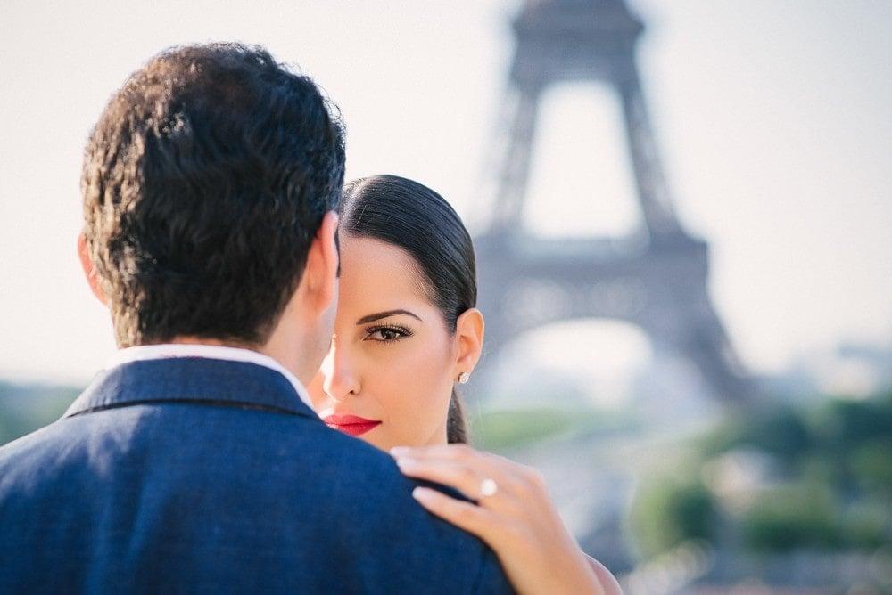 Couple portraits photography in Paris 2017