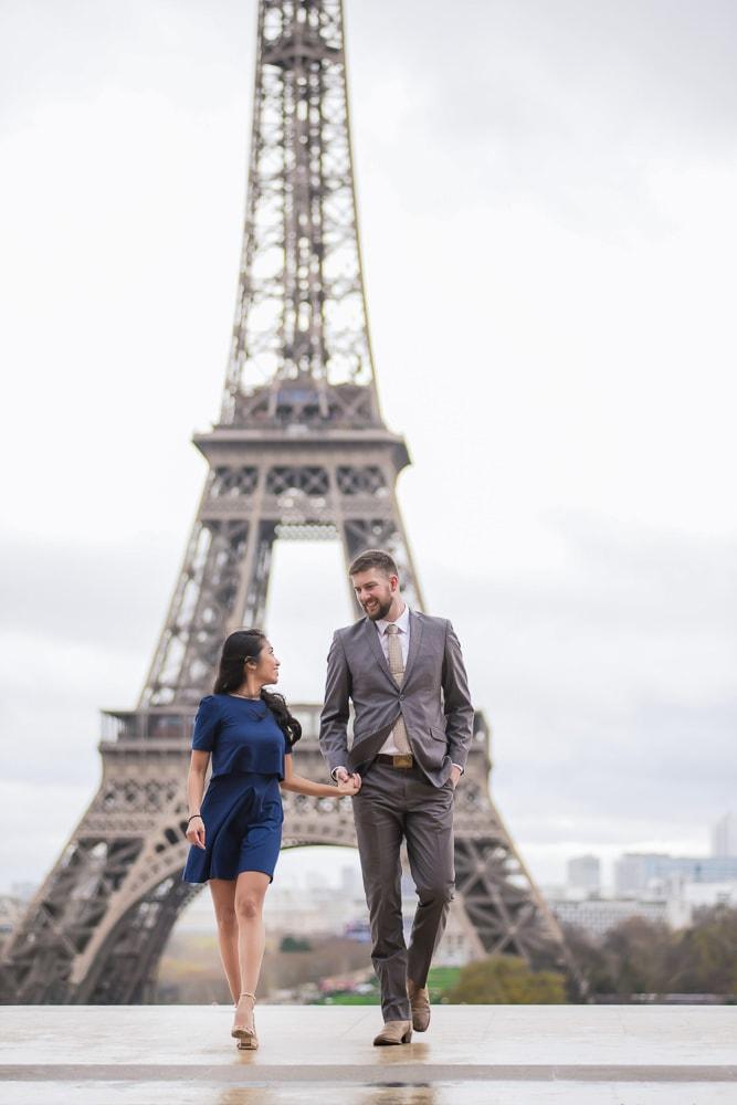 Wedding Anniversary Photographer in Paris