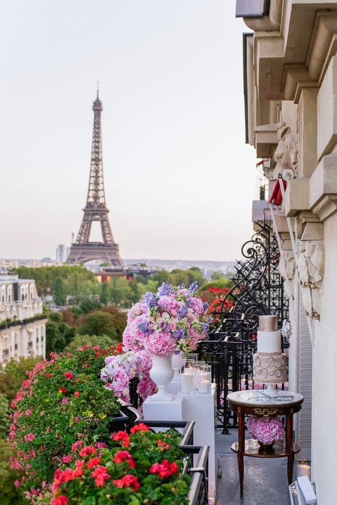 Plaza Athenee Paris Wedding – -28