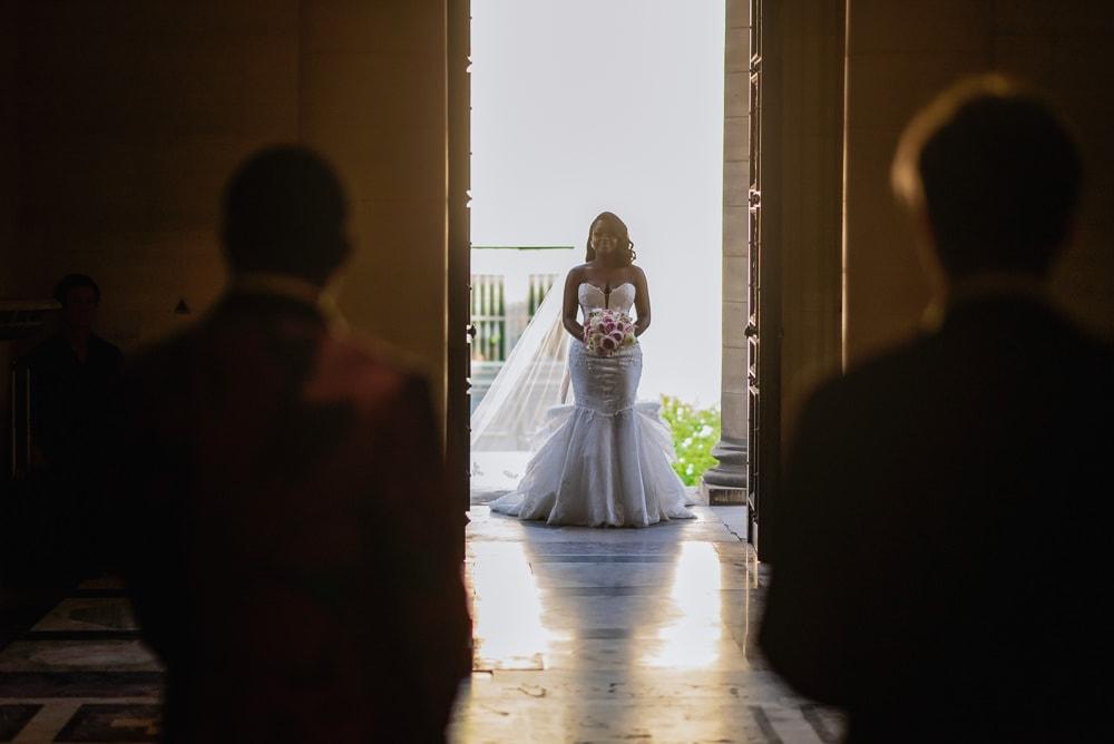Plaza Athenee Paris Wedding – Chapelle Expiatoire ceremony -13