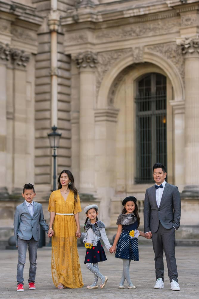 family photo shoot in paris 25