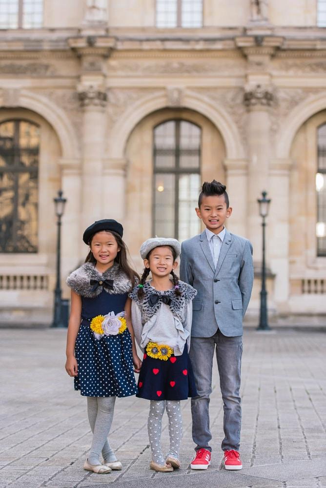 family photo shoot in paris 35