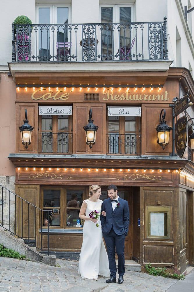 Wedding photos - The Paris Photographer