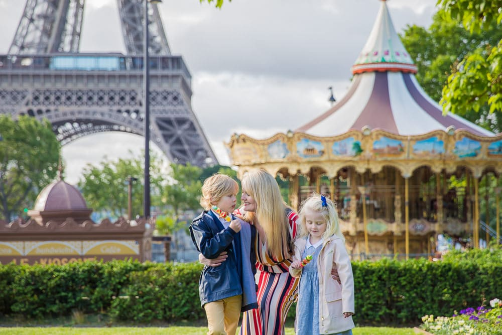 Family Photography Paris France by Daniel - The Paris Photographer 30