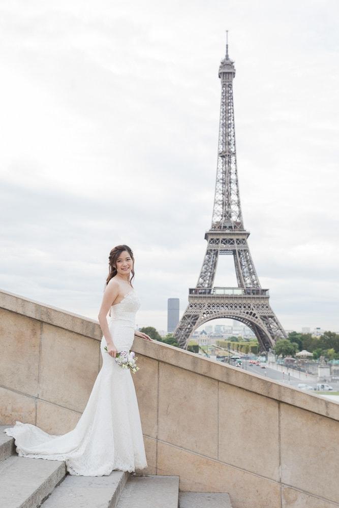 Paris Wedding Photo by Daniel - The Paris Photographer 27