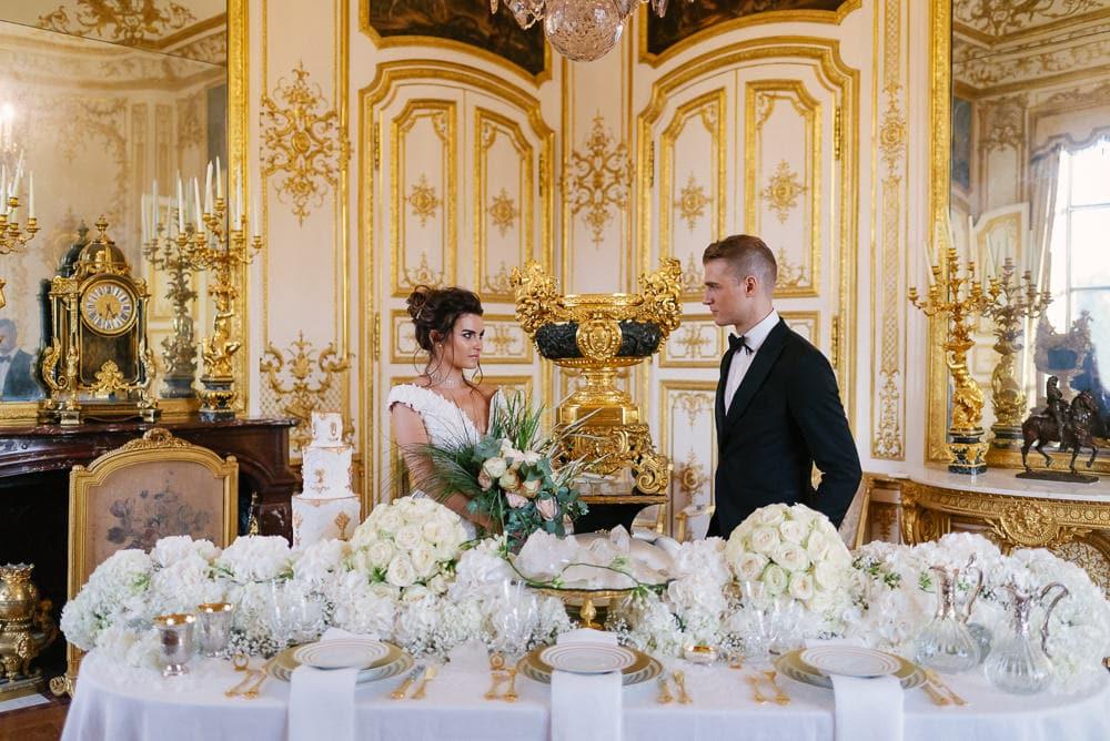 Chateau de Chantilly - Places to elope in Paris