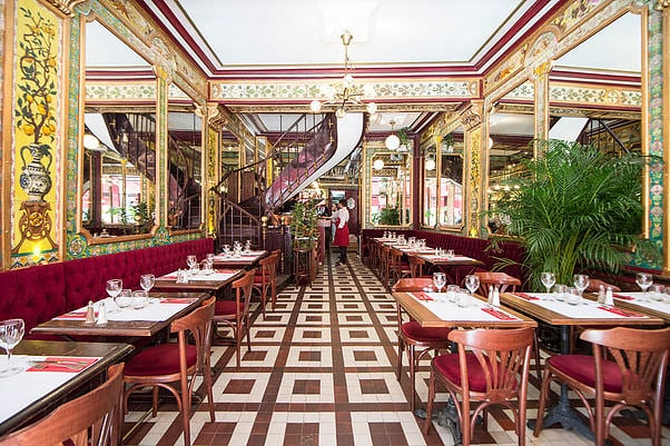 Le Pharamond Paris - Art nouveau restaurant in Paris, France