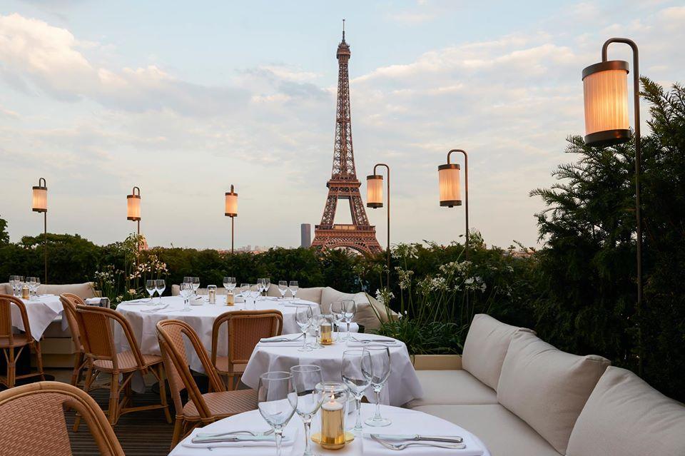 Girafe Restaurant Paris