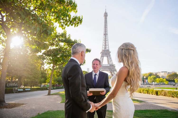 My French Officiant - Jerome Perrin