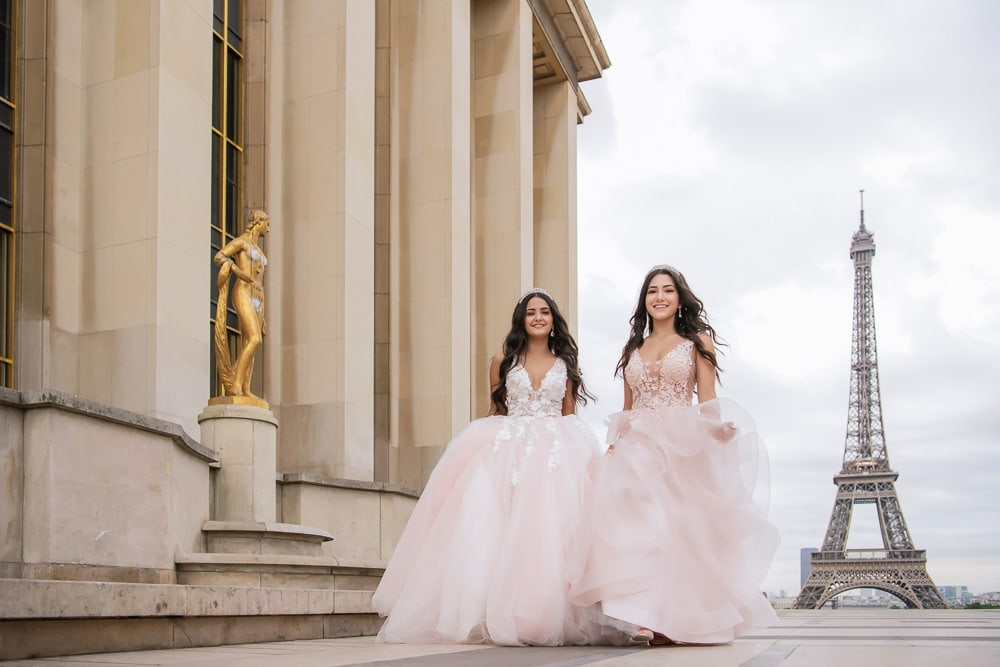 Paris quinceanera