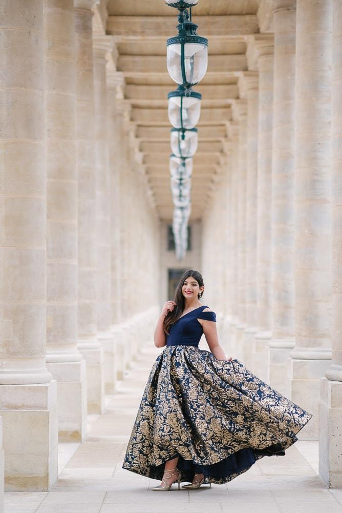 quinceanera dresses in paris, france - The Paris Photographer