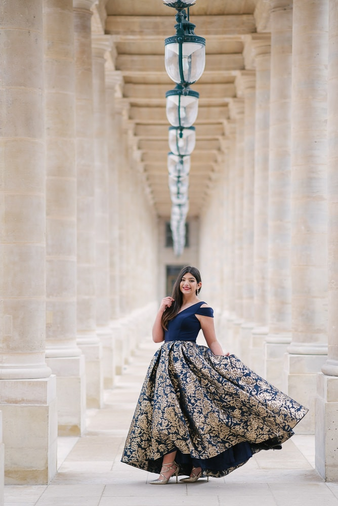 quinceanera dresses in paris, france - The Paris Photographer