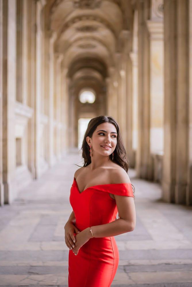 quinceanera picture ideas - travel to Paris