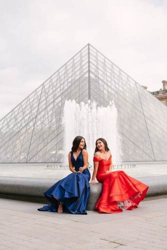 Sweet 15 Quinceanera - Paris Adventure