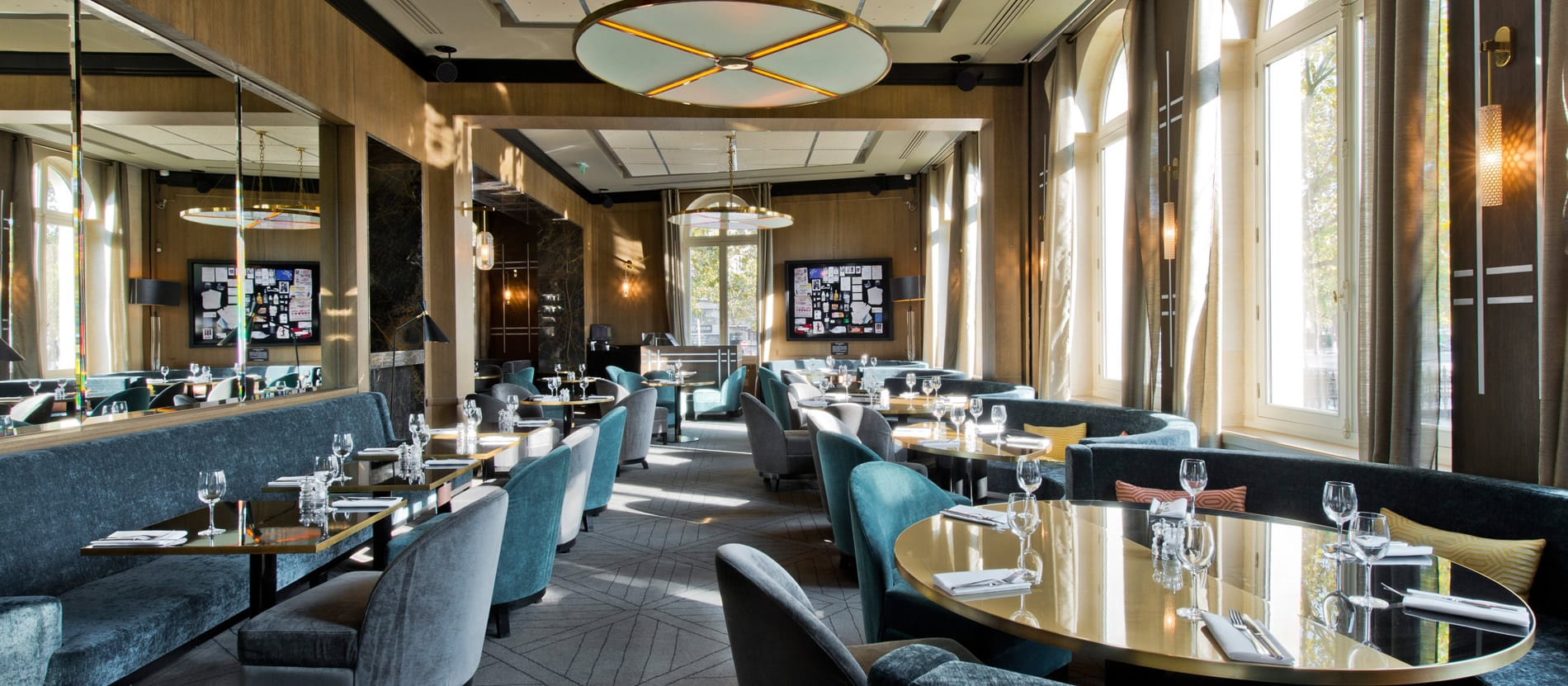 Restaurant Victoria Paris