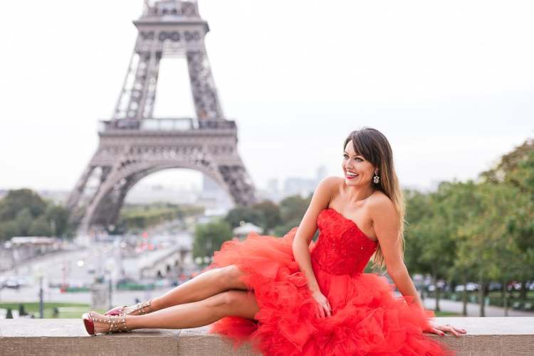 Personal branding photography in Paris - The Paris Photographer