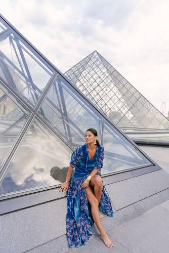 Social Media Influencer photos in Paris