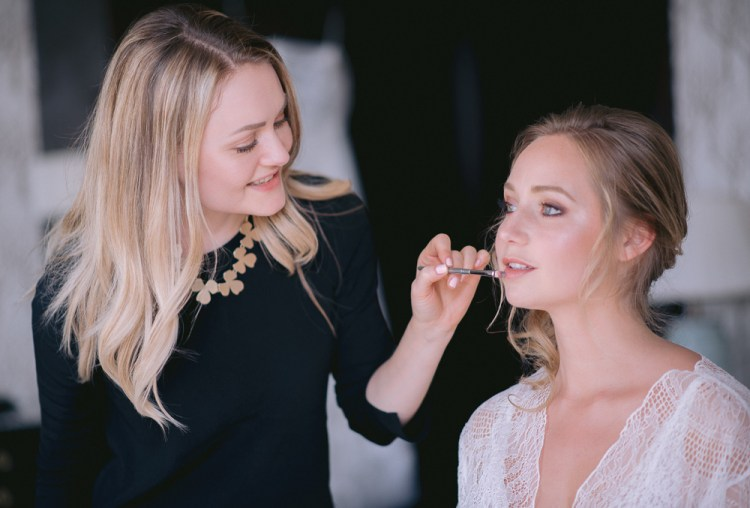 Wedding hair and make-up artist is one of the main paris wedding vendors