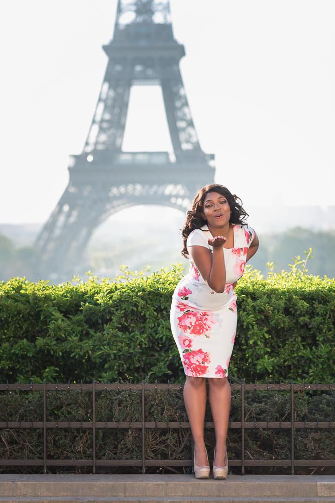 Graduation photos in Paris 14