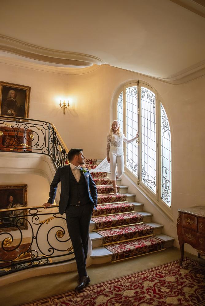 Paris France elopement 10