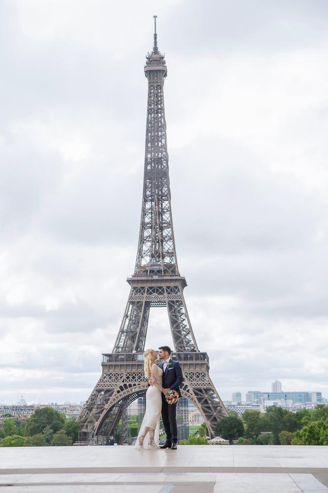Paris France elopement 103