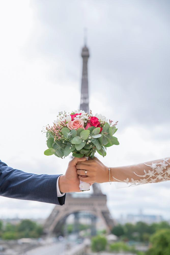 Paris France elopement 104