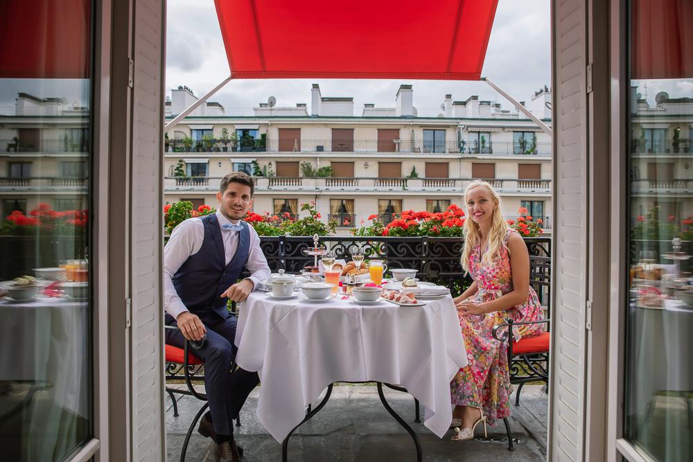 Paris France elopement 108