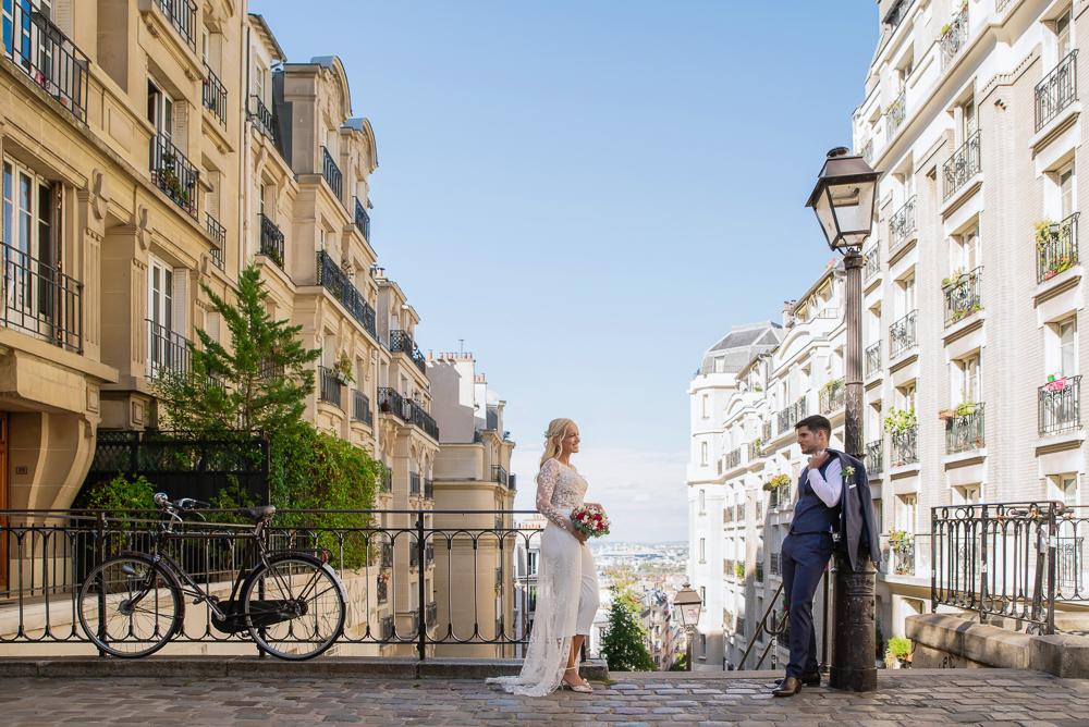 Paris France elopement 33