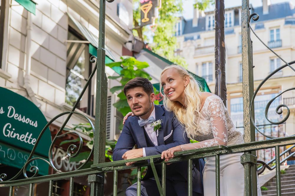 Paris France elopement 47