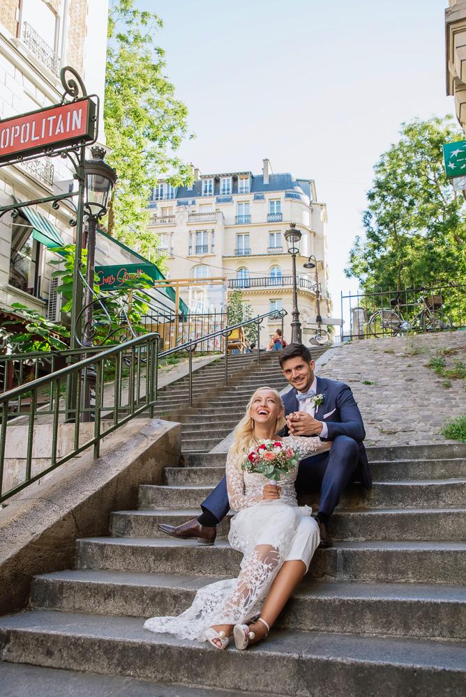 Paris France elopement 48