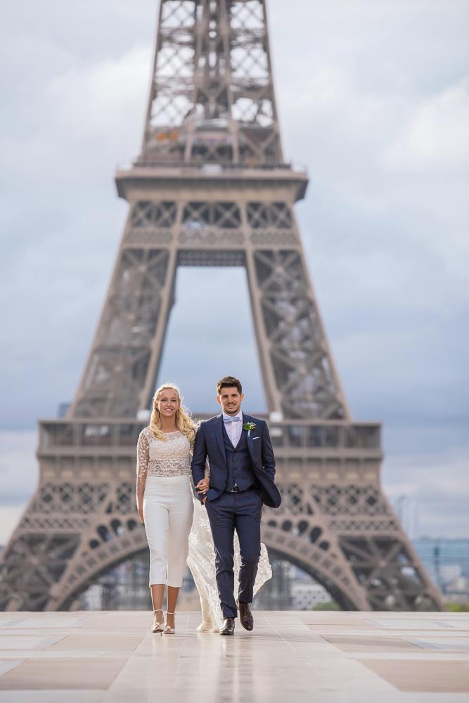 Paris France elopement 59