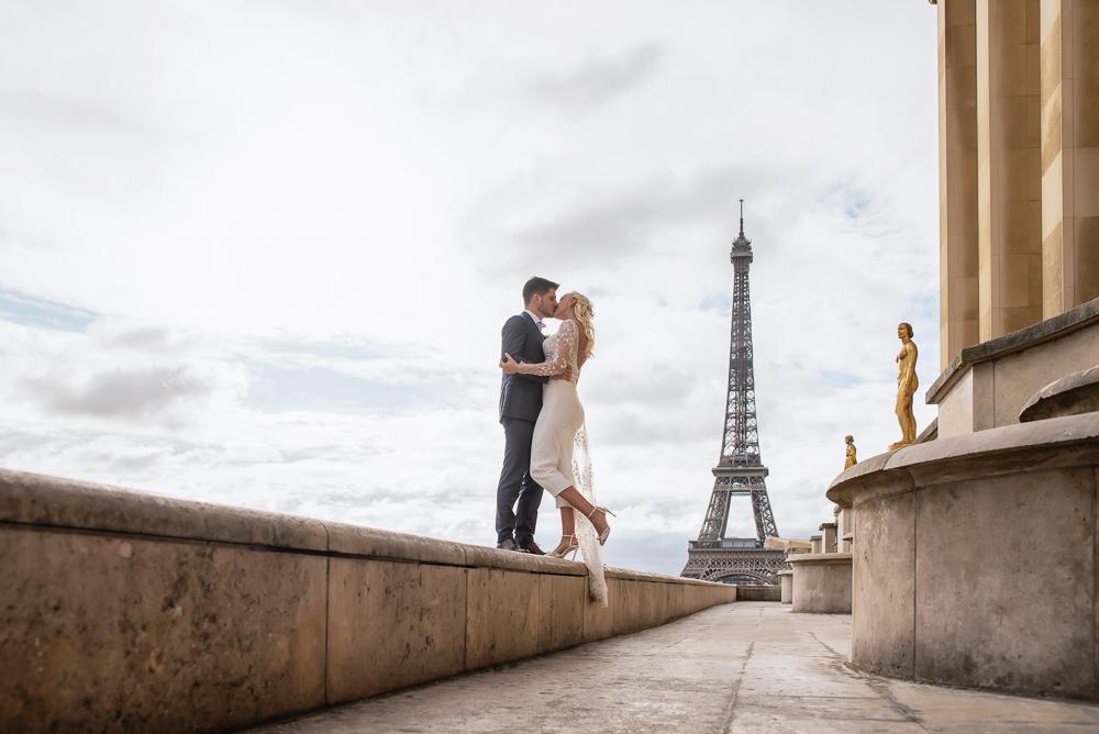 Paris France elopement 69