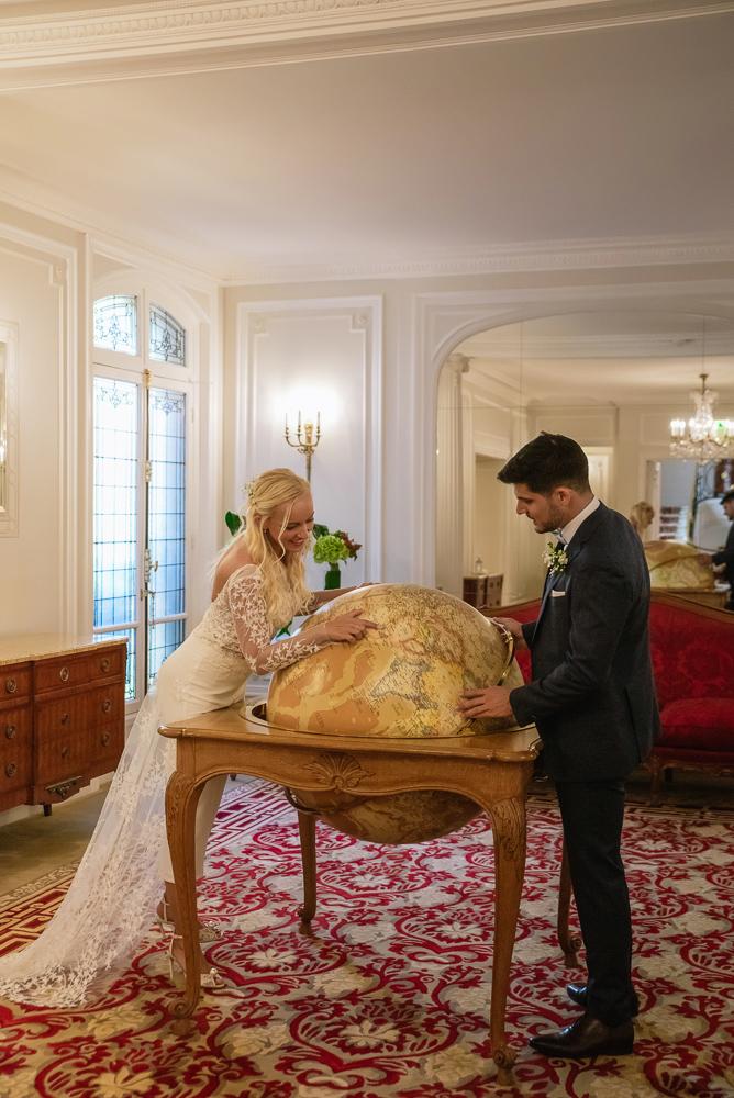 Paris France elopement 8