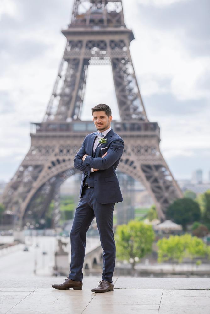 Paris France elopement 81