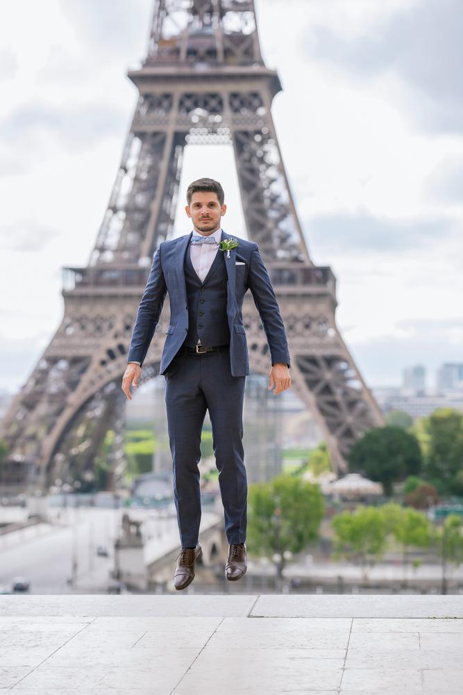Paris France elopement 82