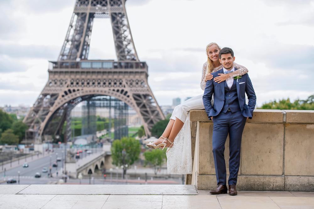 Paris France elopement 94
