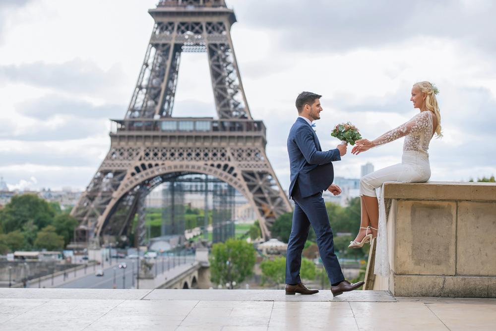 Paris France elopement 97