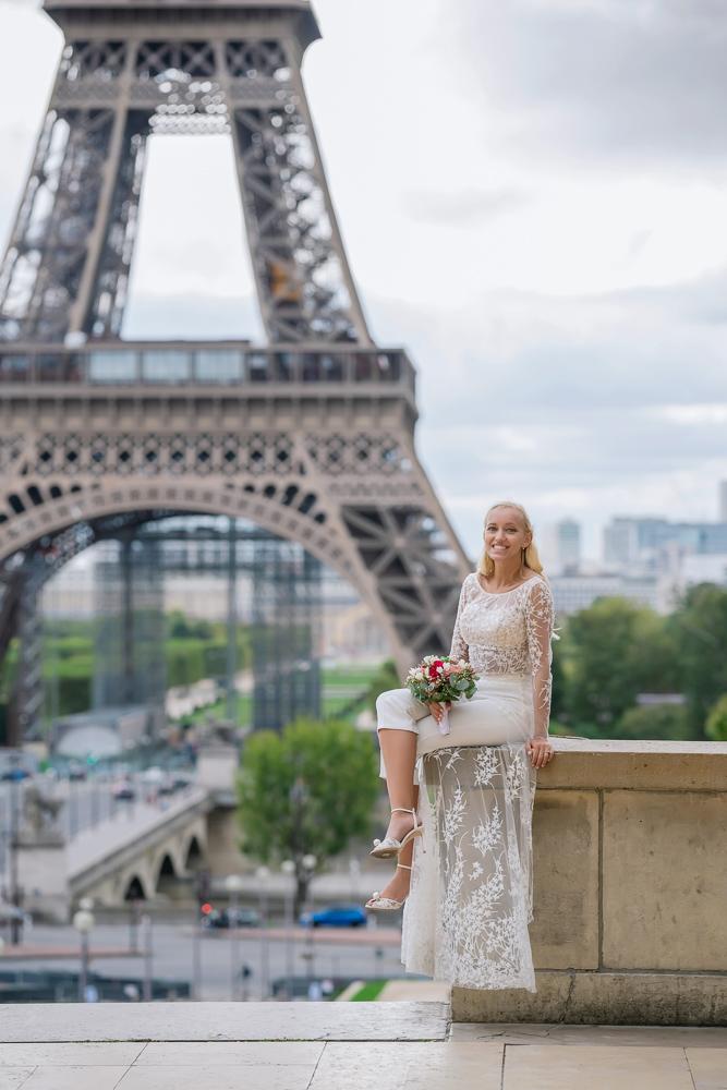 Paris France elopement 99