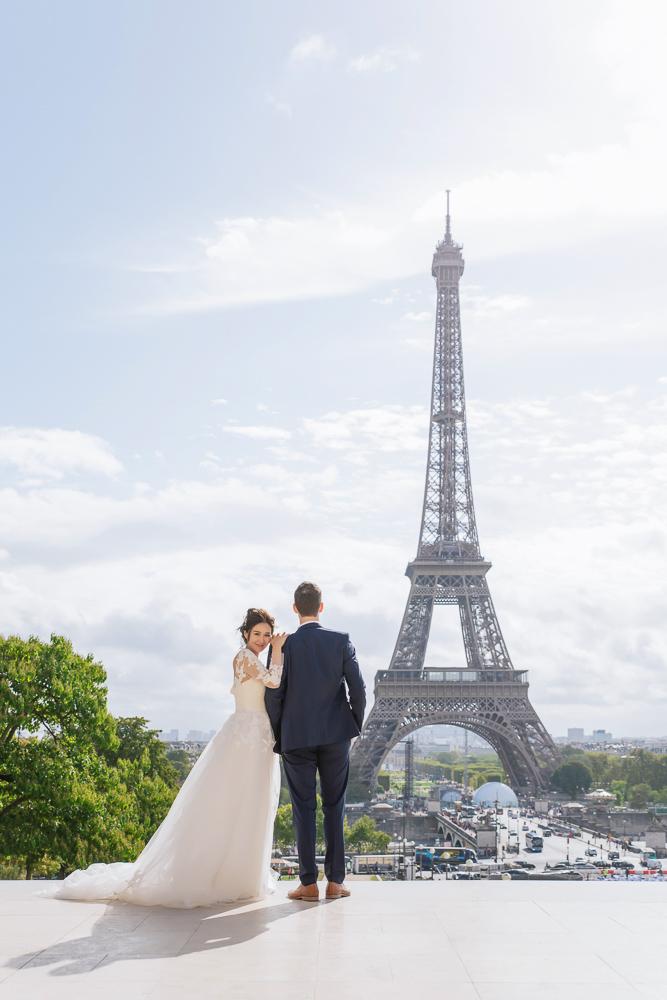 Paris prewedding photos 4