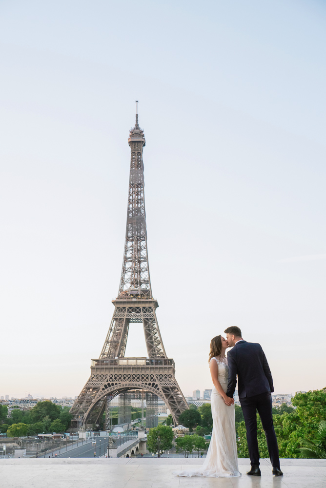 Wedding photoshoot in Paris by Pierre 20