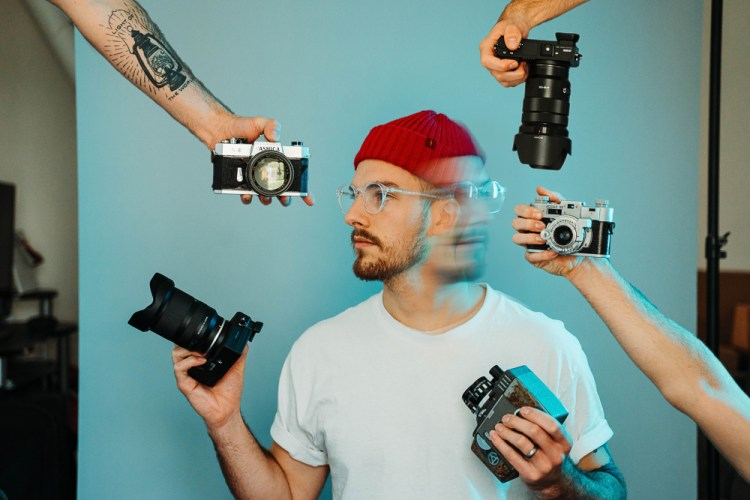 Starting a course in photography - tips